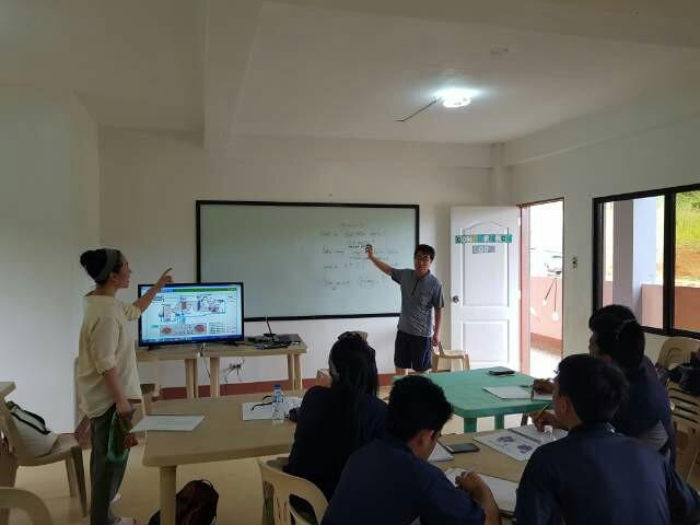 [교육사업]필리핀 이나레스 자동차 정비과정 개설