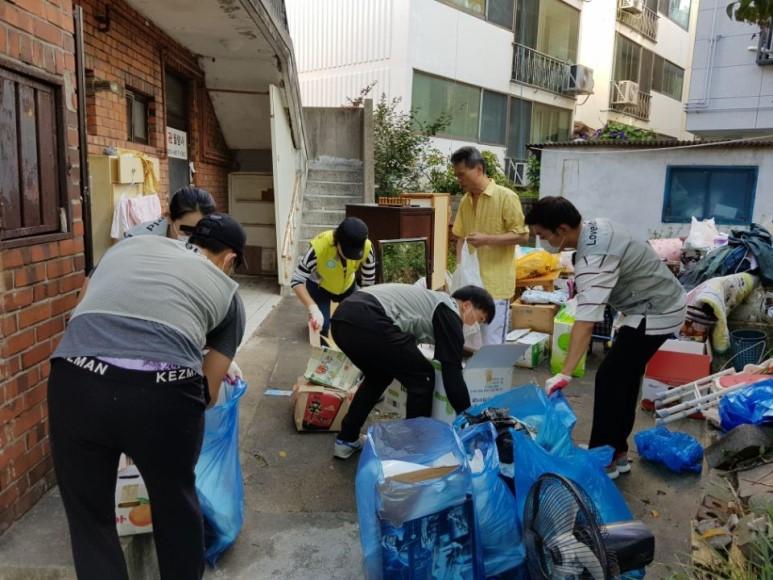 [취약계층지원사업] 경기북지부x덕양구청 주거개선사업 두번째 이야기