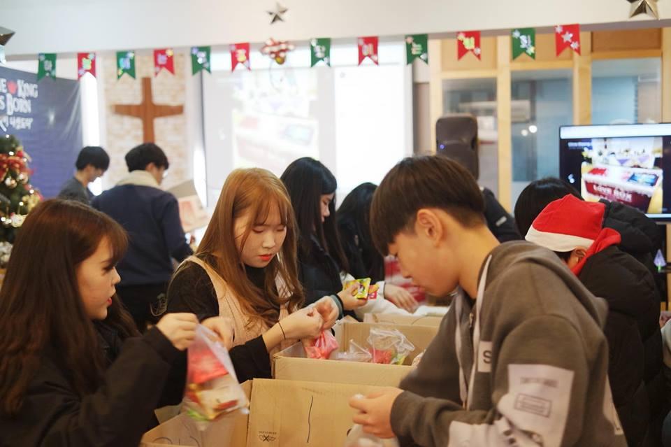 [취약계층지원사업] 의정부청소년센터의 크리스마스 이야기♥