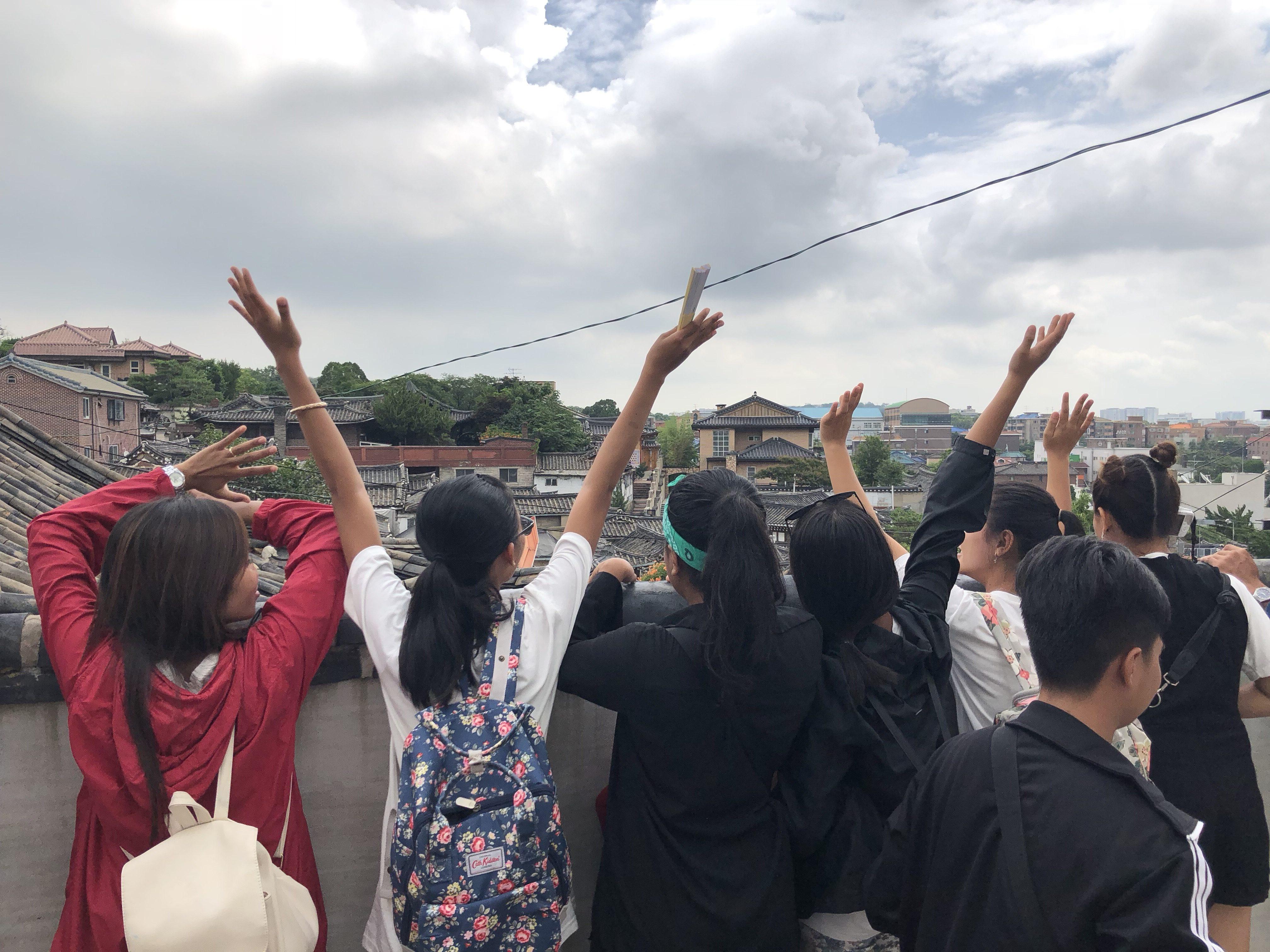 [러브월드]아시아 청년들과 함께한 서울시티투어